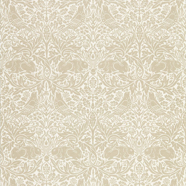 William Morris Wallpaper 1 x Roll of Linen Pure Brer Rabbit Wallpaper William Morris Pure Brer Rabbit Wallpaper 5 colours