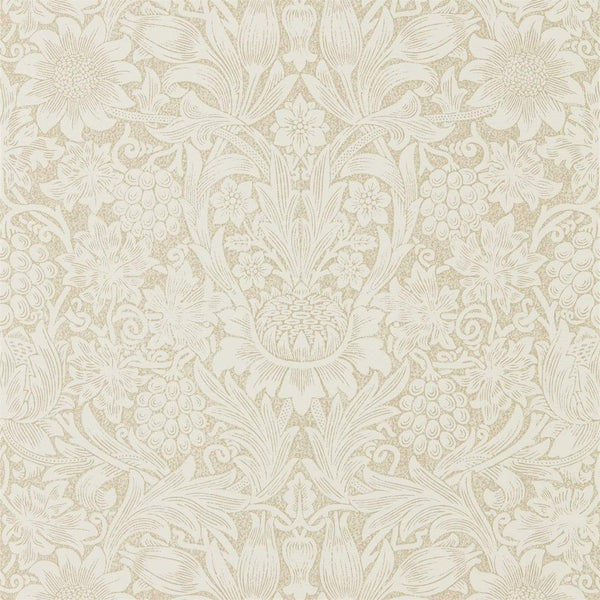 William Morris Wallpaper 1 x Roll William Morris Pure Sunflower Wallpaper 216048 William Morris Pure Sunflower Wallpaper 5 colourways