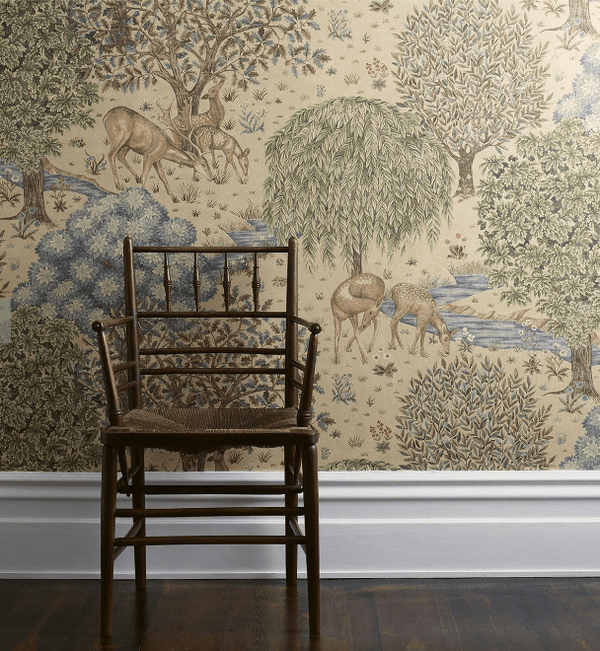 William Morris Wallpaper William Morris Wallpaper The Brook 2 Colours