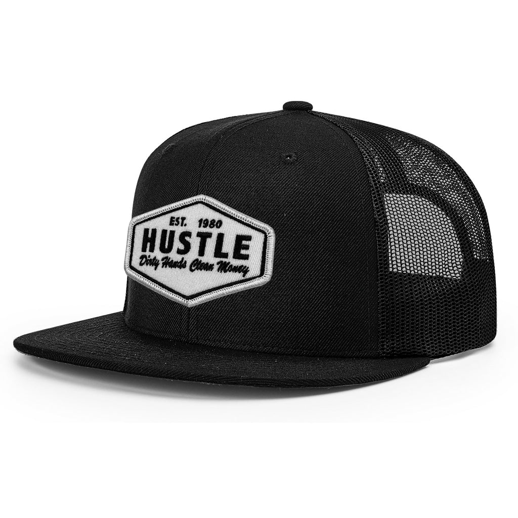 Hustle Flat Bill