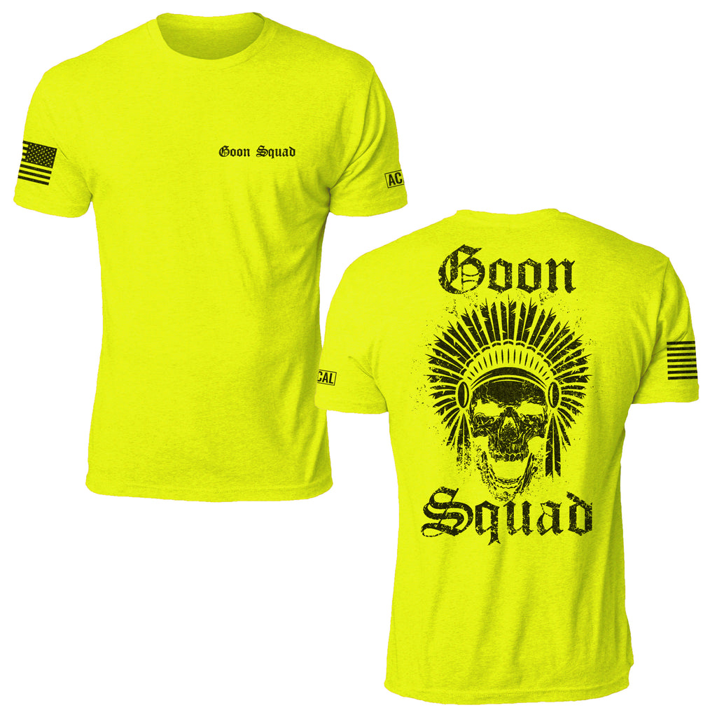 Goon Squad - Safety Green