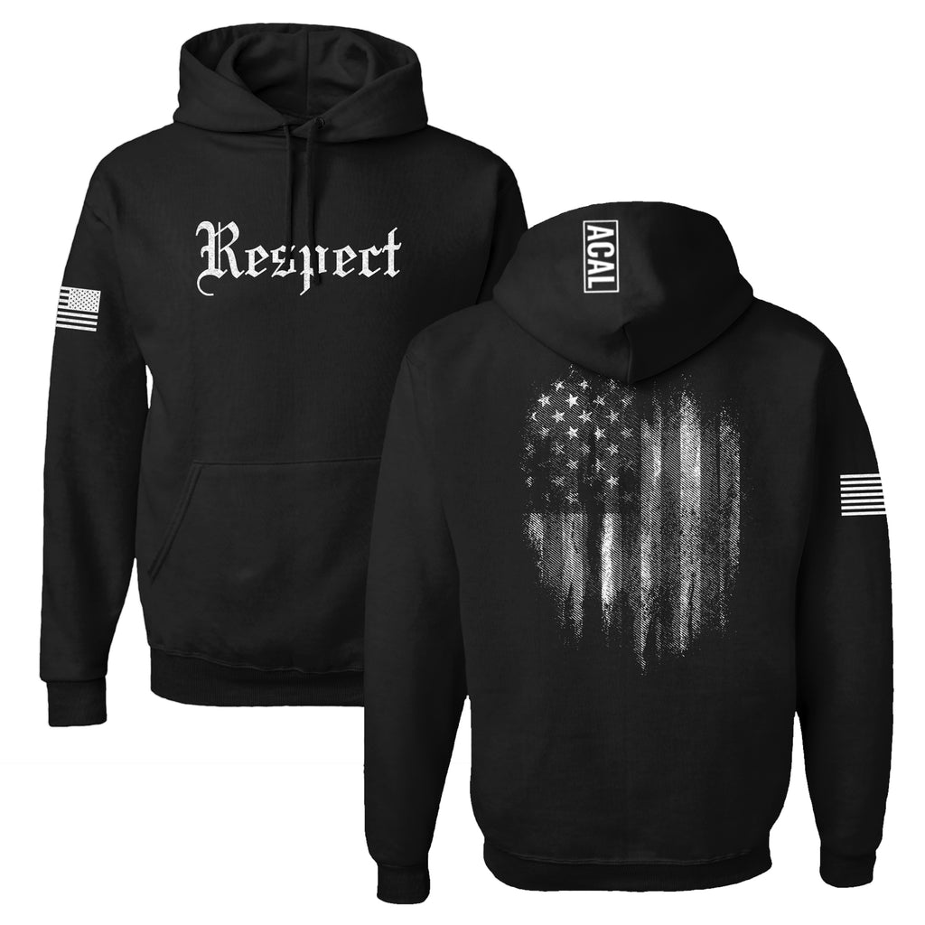 Respect - Hoodie