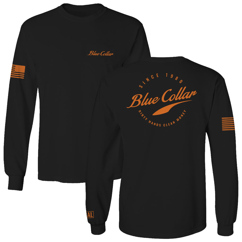 Blue Collar - Long Sleeve