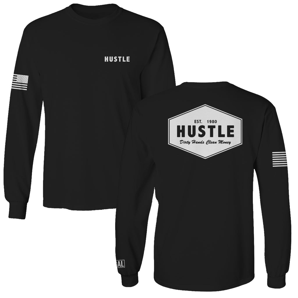 Hustle - Long Sleeve