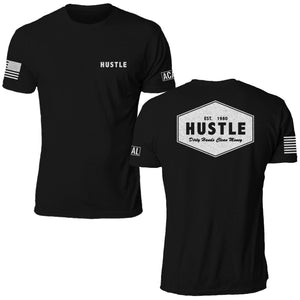 Hustle - T-Shirt
