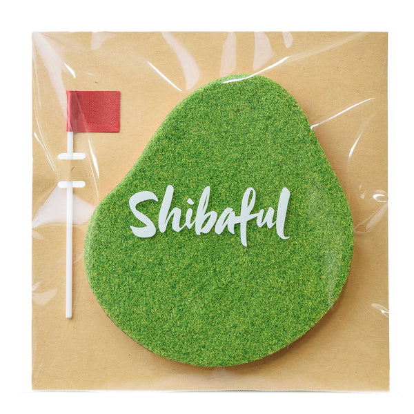 Shibaful Sport Coaster Golf