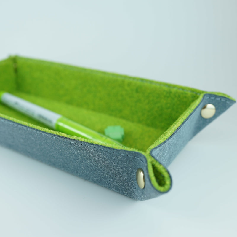 Shibaful x Recycled Leather Tray