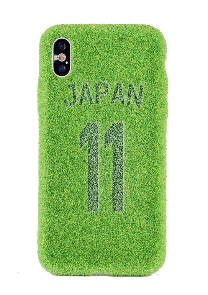 ShibaCAL Soccer Numbering for iPhone XS/X