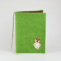 Shibaful x Pokefasu Note Book A6