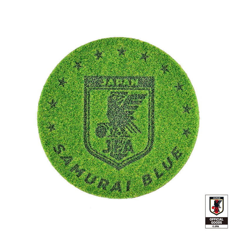 Shibaful Cork Coaster - サッカー日本代表ver.