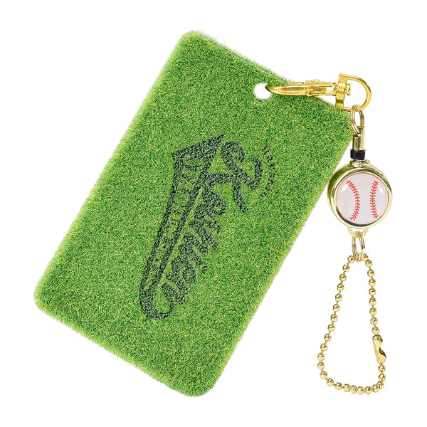 Shibaful x 阪神甲子園球場 IC Card Case  - Swash LOGO -