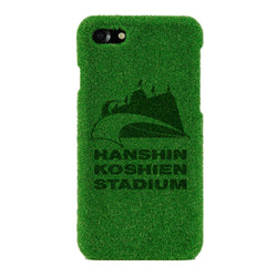 Shibaful x 阪神甲子園球場 iPhone Case for iPhone 6/7/8 - Official球場LOGO -