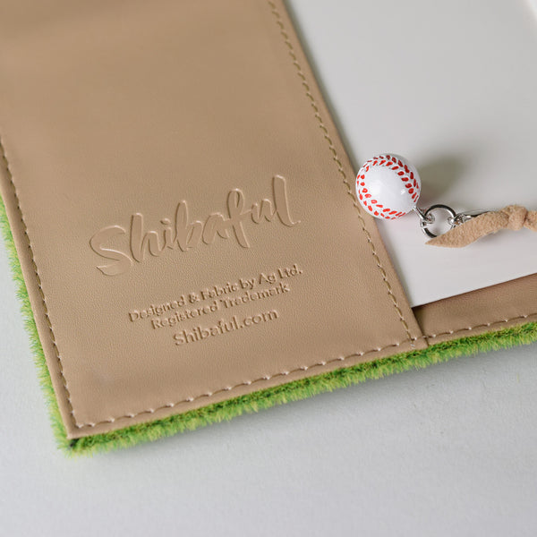 Shibaful x 阪神甲子園球場 Note Book A6 <Official球場LOGO>