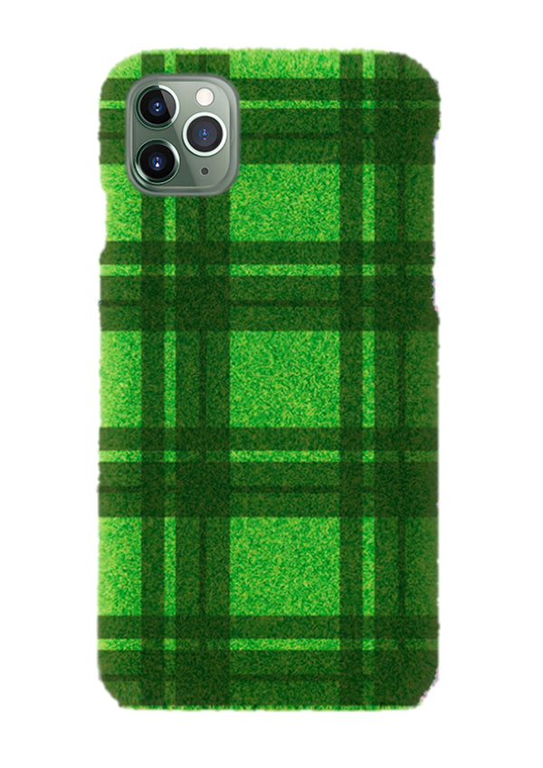 ShibaCAL by Shibaful -Tartan Check-for iPhone 11 Pro Max