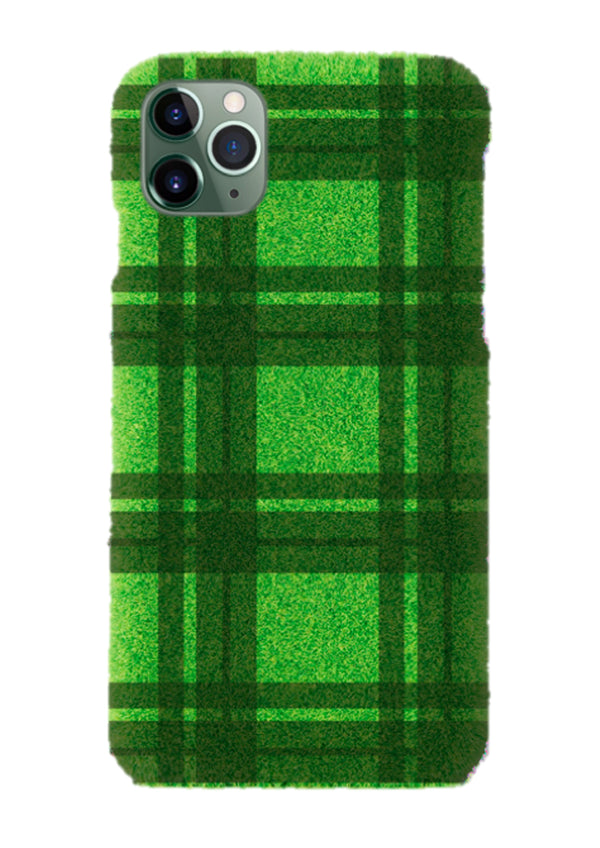 ShibaCAL by Shibaful -Tartan Check-for iPhone 11 Pro