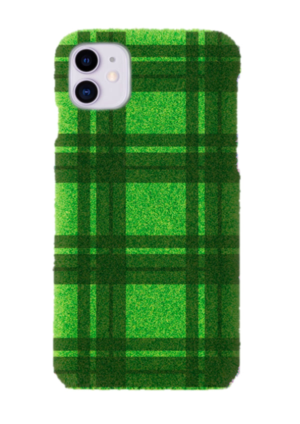 ShibaCAL by Shibaful -Tartan Check-for iPhone 11