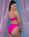 LUNA Bottom ~ Hot Pink