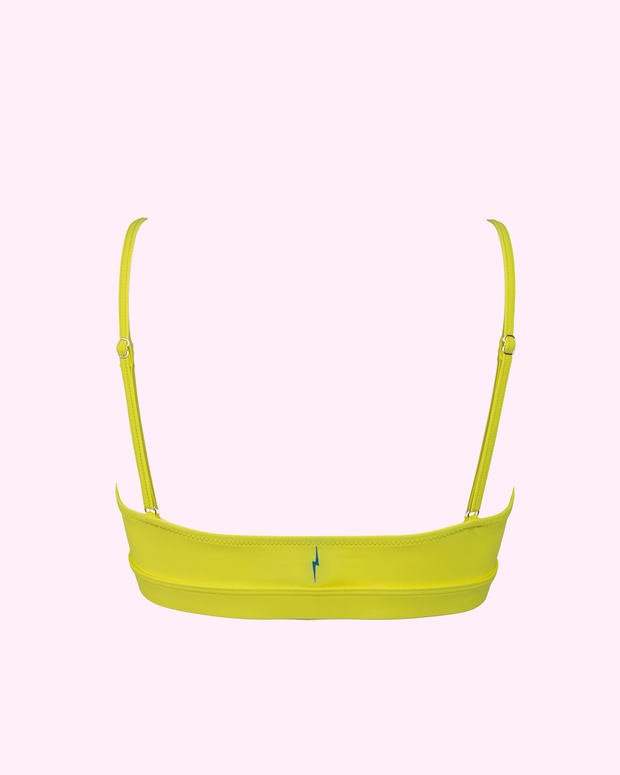 LOTUS Top ~ Neon Yellow