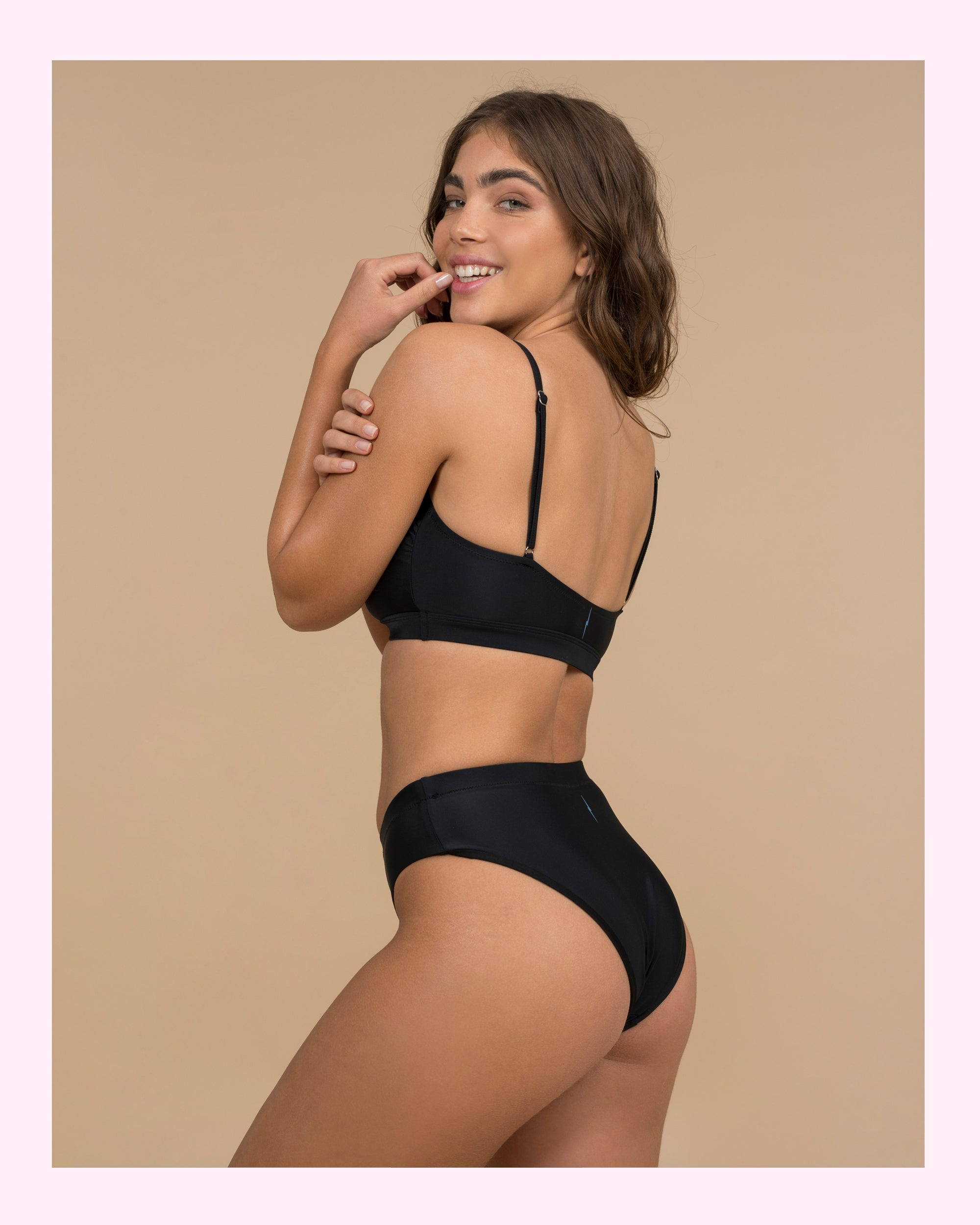 LUNA Bottom ~ Black