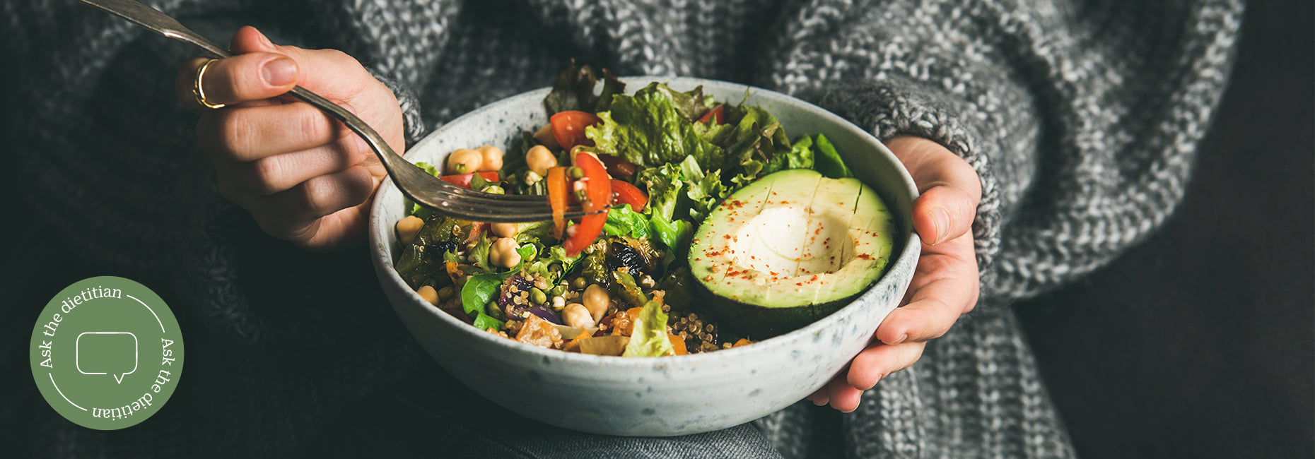 "Ask the Dietitian: ""What are the best sources of plant-based foods and why are they so trendy?"""