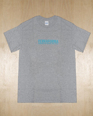 SHORTSLEEVE TEE TF2019 (GREY)