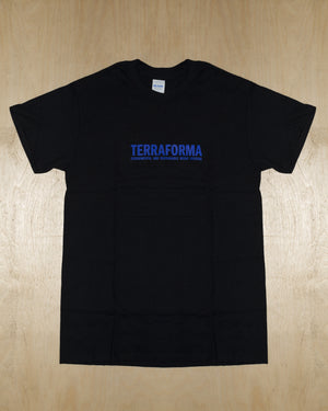 SHORTSLEEVE TEE TF2019 (BLACK)