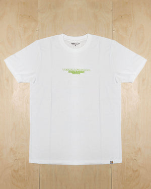SHORTSLEEVE TEE TF2018 (WHITE)