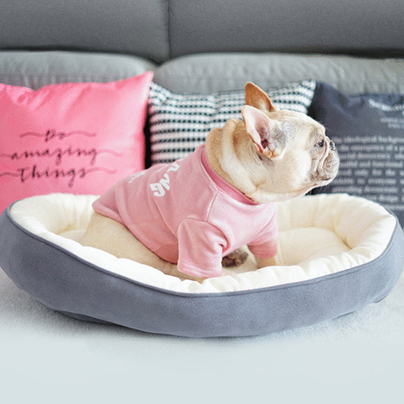 Maybell Double Sided Dog Bed