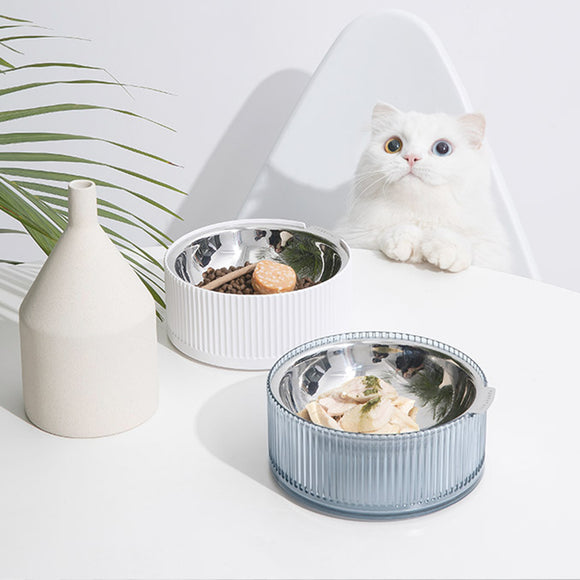 Nordic Stainless Steel Pet Bowl