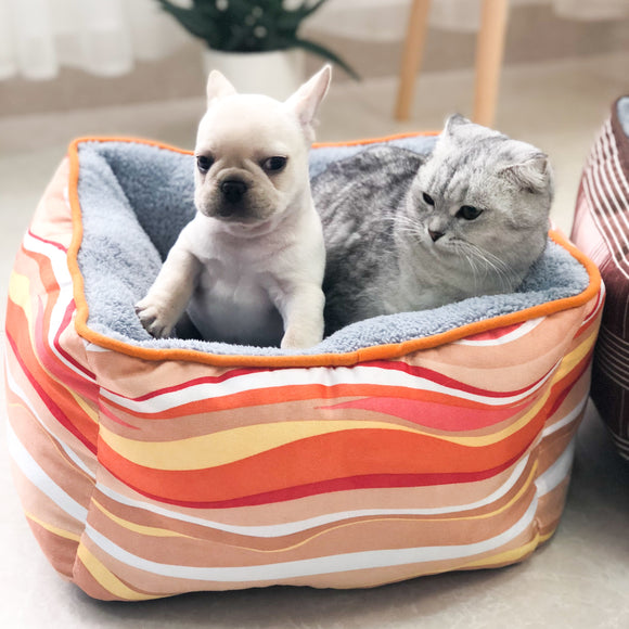 Avis Plush Pet Bed