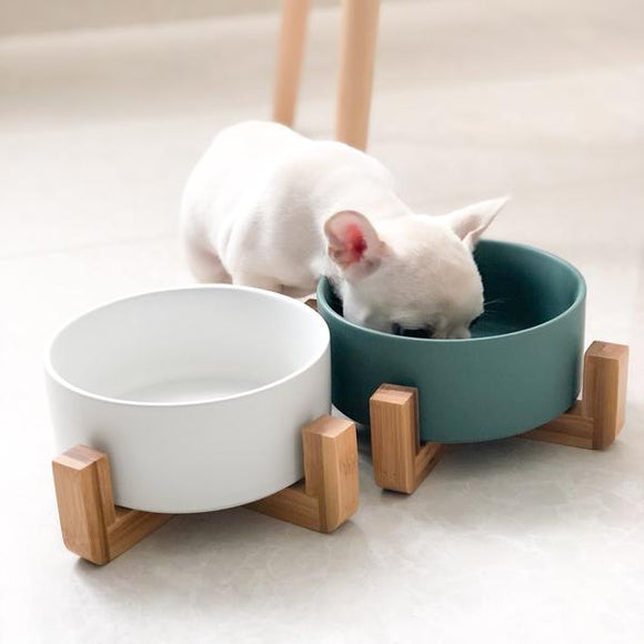 Nordic Cat Dog Bowl