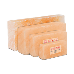 Multi-Sizes Himalayan Salt Bricks - Unique dimensions of Bricks