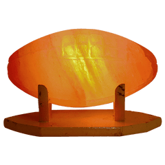 Glomus - Football Shaped Salt Lamp - 11