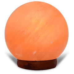 Knob - Himalayan Rock Glob Salt Lamp