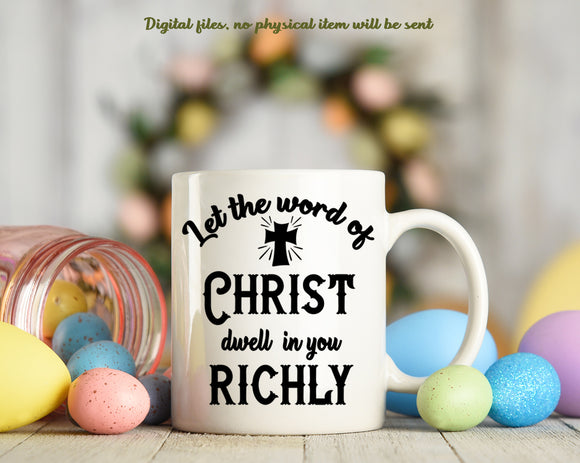 Easter Svg Free | Easter Religious Svg | Easter Shirt Svg | Religious Quotes Svg,-by Illustrator Guru