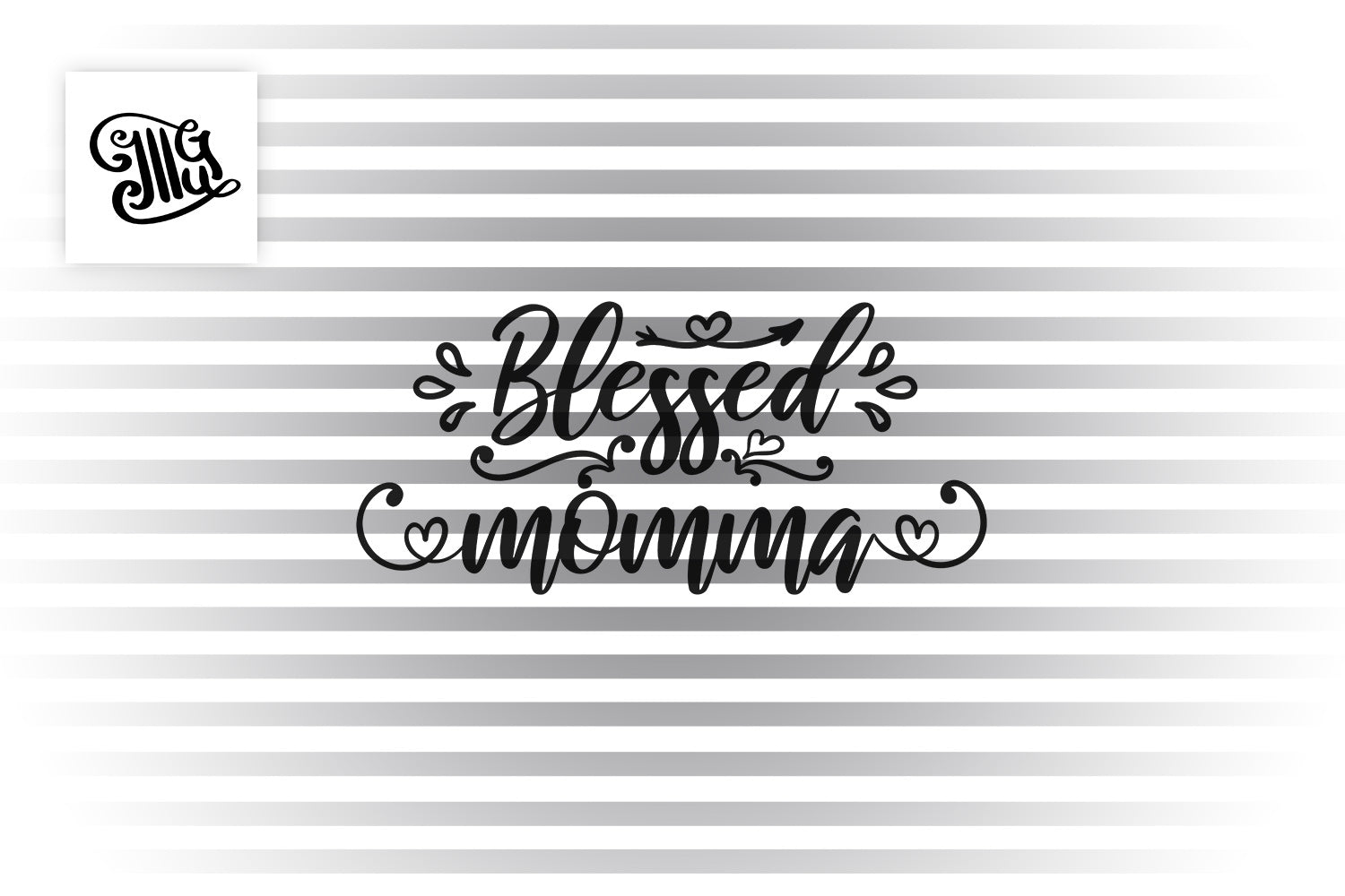 Free Choose from 3600+ mothers day graphic resources and download in the form of png, eps, ai or psd. Blessed Momma Svg Southern Svg Southern Mom Svg Mothers Day Svg Illustrator Guru SVG, PNG, EPS, DXF File