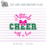 Cheer SVG Bundle, Cheerleading Clipart, Cheer Coach Clipart, Cheer Dad SVG, Cheer Sister SVG, Cheer Mom Shirts SVG, Cheer Grandma SVG, Cheer Nana SVG, Cheer Bow Sublimation Downloads, Cheer Megaphone PNG, Breast Cancer SVG Design,-by Illustrator Guru