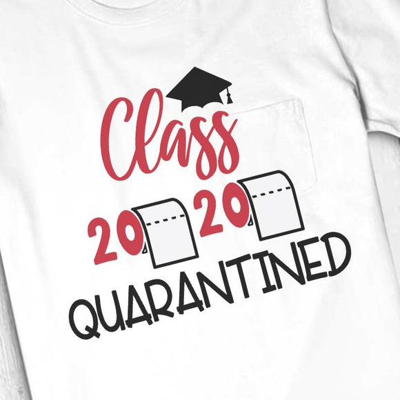Senior 2020 Svg Designs, Senior toilet paper Shirt Svg Cut Files, quarantine senior 2020 clipart sublimation-by Illustrator Guru