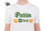 Dublin my luck-by Illustrator Guru
