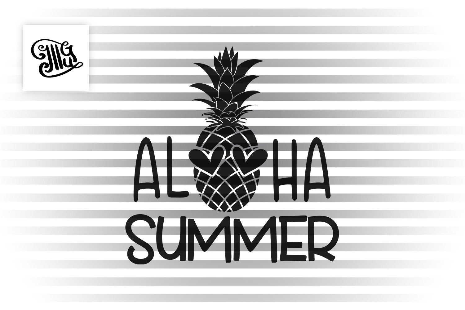 Aloha Summer SVG, Aloha Pineapple SVG, Pineapple Quote SVG, Pineapple With Sunglasses Clipart, Tropical Pineapple PNG, Vacation Sublimation Images Aloha Summer SVG, Aloha Pineapple SVG, Pineapple Quote SVG, Pineapple With Sunglasses Clipart,-by Illustrator Guru