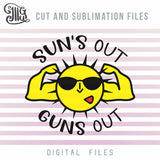 Sun Svg Cut File, Summer Svg, Beach Towel Svg, Cool Sun Sublimation, Men T-Shirt Design Ideas,-by Illustrator Guru