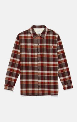 Woodsman LS Shirt - Rhythm.