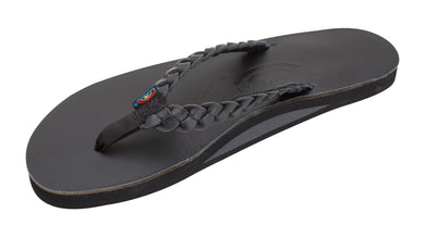 Twisted Sister - Single Layer Arch Support Leather with a 3/4