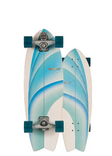 "Load image into Gallery viewer, 30"" Emerald Peak Surfskate Complete"