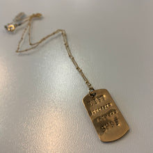 Load image into Gallery viewer, Life Is Better When You Surf  Dog Tag Necklace - Olia