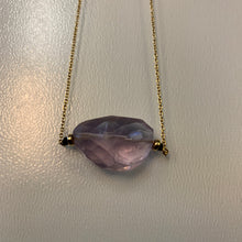 Load image into Gallery viewer, Amethyst Necklace - Olia