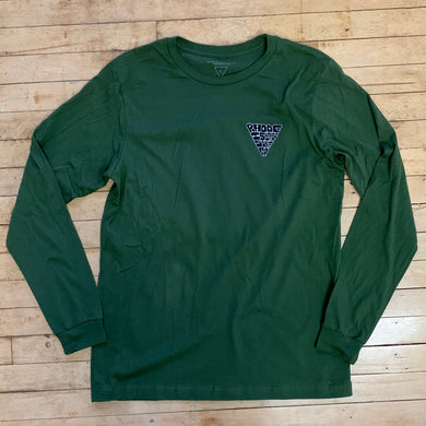 RISC Beaches Long Sleeve Tee - Rhode Island Surf Co.