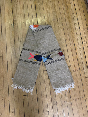Sand and Stone Baja Fish Mexican Blanket - Rhode Island Surf Co.