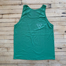 Load image into Gallery viewer, RISC Dank Tank in Kelly Green - Rhode Island Surf Co.