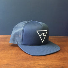 Load image into Gallery viewer, Foam Trucker Hat - Rhode Island Surf Co.